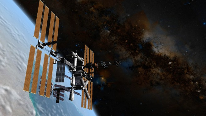 Orbiter: Galaxy Quest ©Orbit Hangar Mods