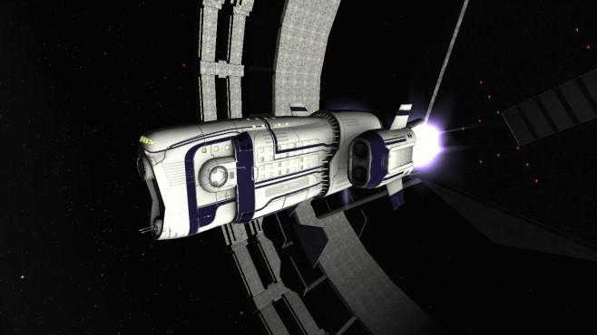 Pioneer: Shuttle ©Pioneer Developers