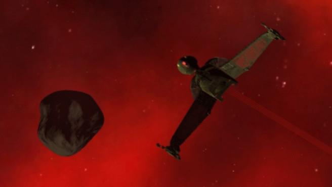 Star Trek – Broken Mirror: Romulaner ©Chris Cameron