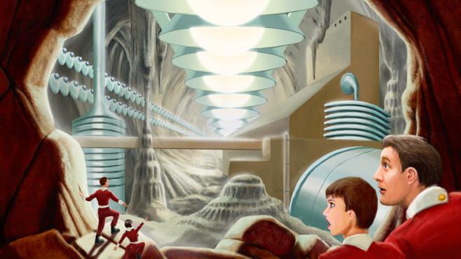 Ur-Quan Masters HD: Aliens ©Ur-Quan-Masters-HD-Team