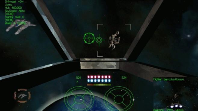 Vega Strike: Cockpit ©The Vega Strike Project