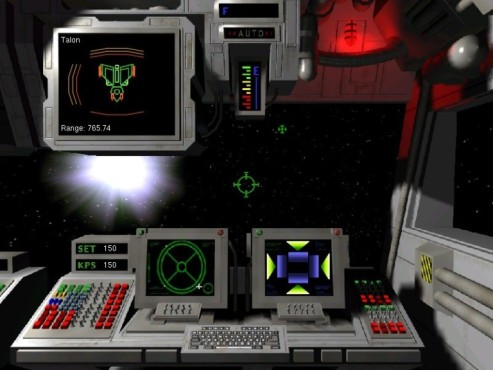Wing Commander: Privateer Gemini Gold © Privateer Gemini Gold Project