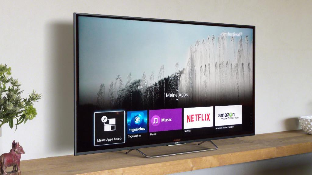 Sony Android-TV W805C im Test - AUDIO VIDEO FOTO BILD