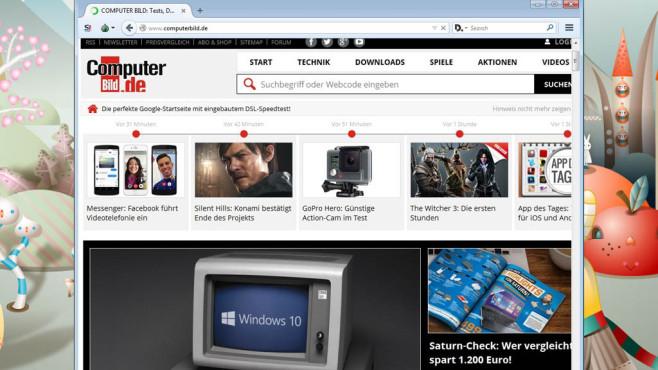 Platz 41: Tor-Browser-Paket (neu) ©COMPUTER BILD