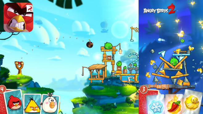Angry Birds 2 © Rovio Entertainment