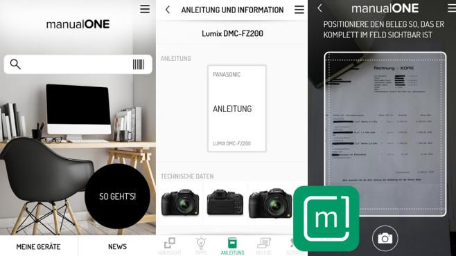 ManualOne ©Kumukan GmbH