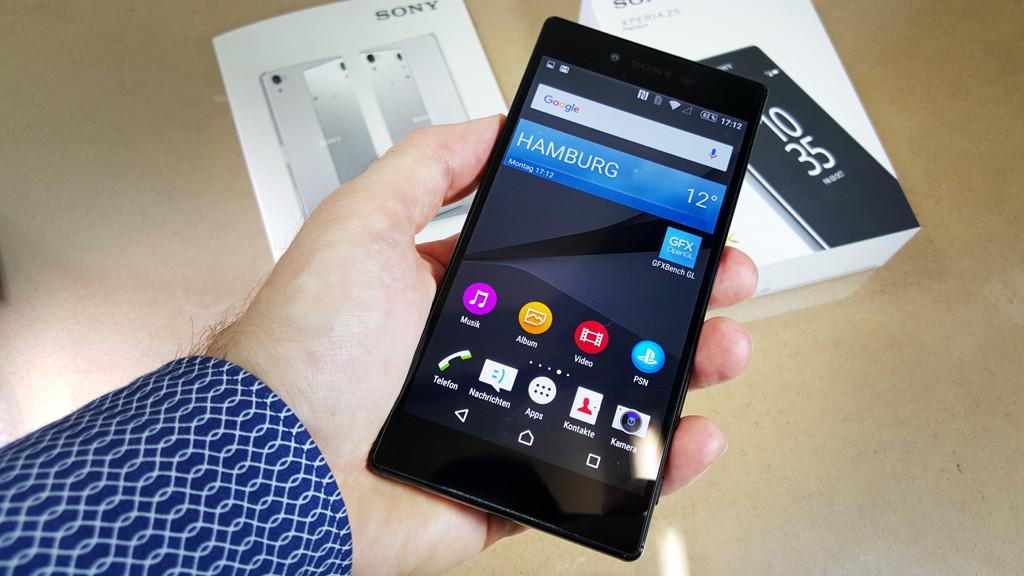größtes smartphone