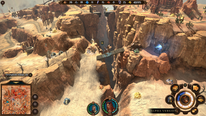 Might and Magic Heroes 7 ©Ubisoft