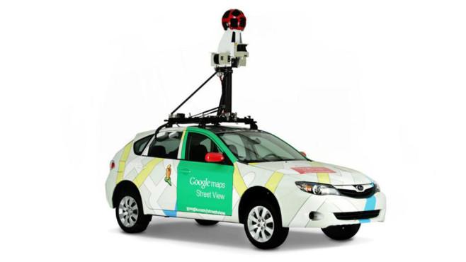 Google-Street-View-Auto©Google