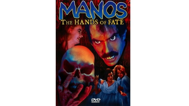 Manos: The Hands of Fate Cover ©Alpha Video