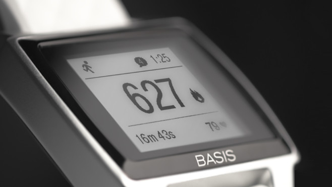 Basis Peak Smartwatch © Basis