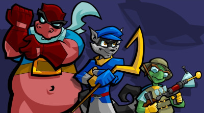 Sly Cooper: Bentley & Murray ©Activision, Wikipedia, masem