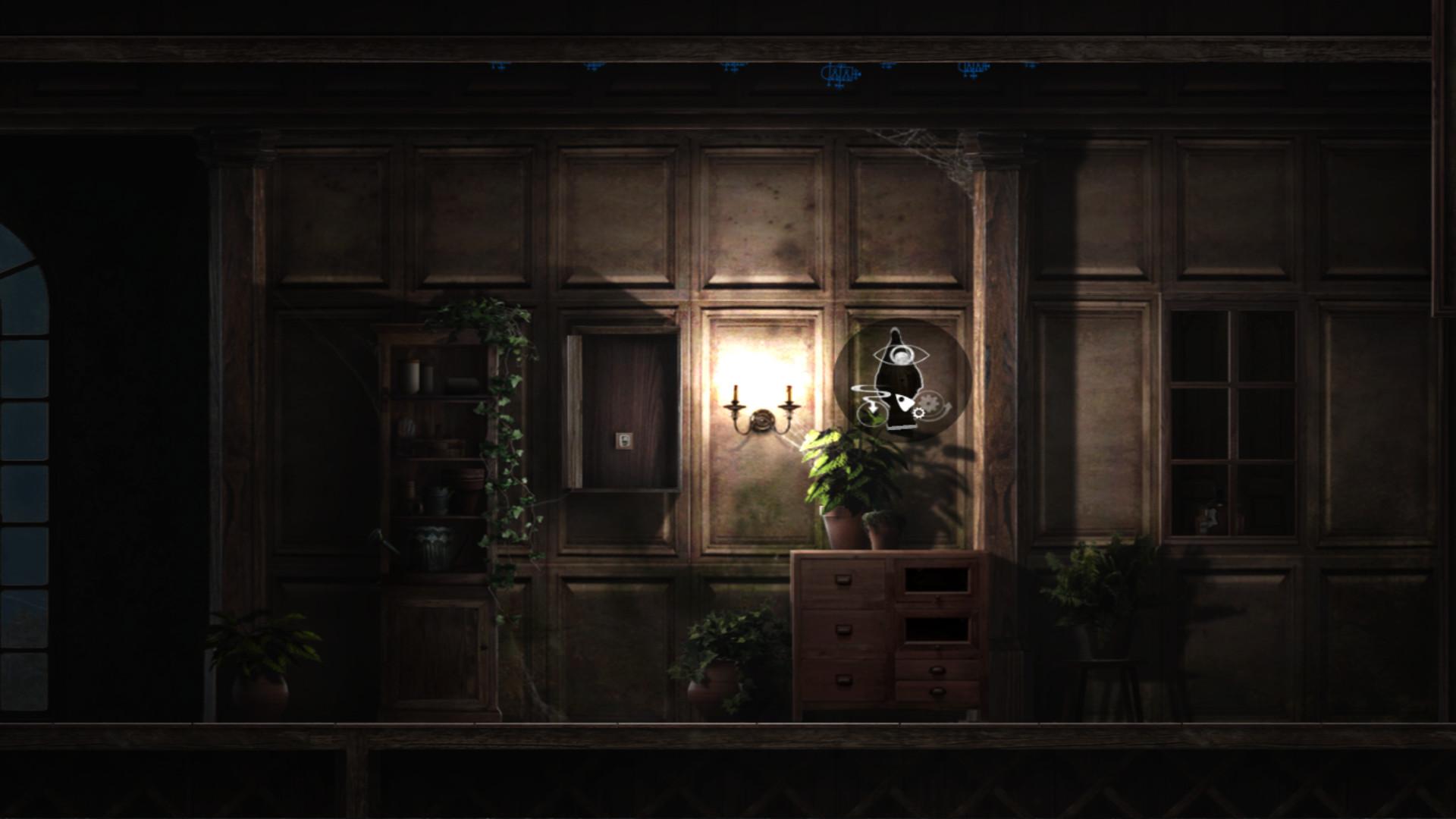 Screenshot 1 - Goetia