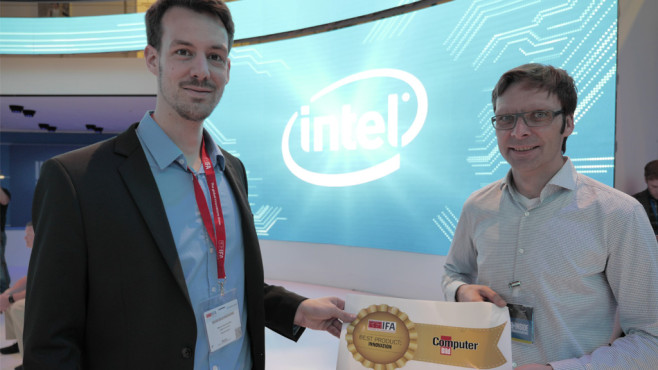 Best Product Award Innovation: Intel Skylake © COMPUTER BILD