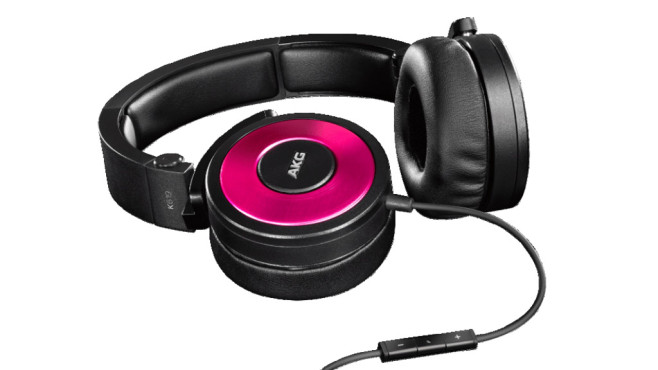 AKG K619 (pink) ©AKG