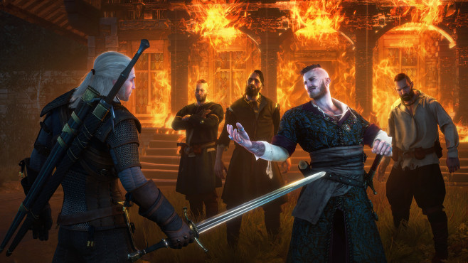 The Witcher 3: Hearts of Stone©CD Projekt Red