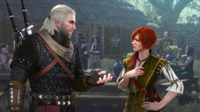 The Witcher 3: Hearts of Stone © CD Projekt Red