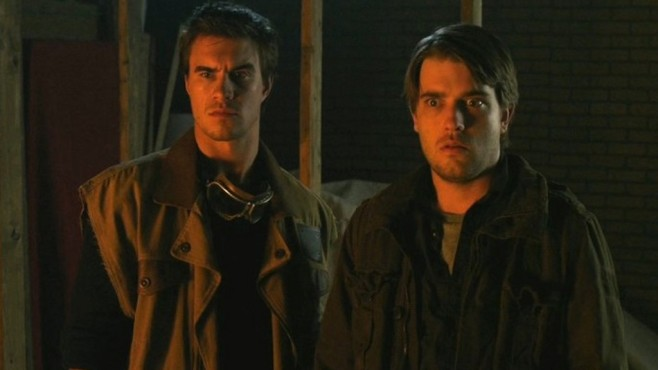 John Dies at the End: Rob Mayes, Chase Williamson © Splendid