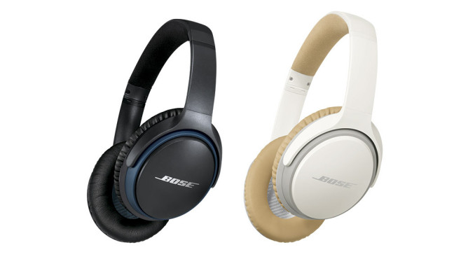 Bose Soundlink Around-Ear Wireless Headphones II © Bose