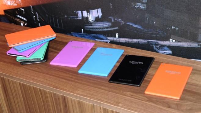 Amazon Fire HD: Tablets im ersten Test©COMPUTER BILD