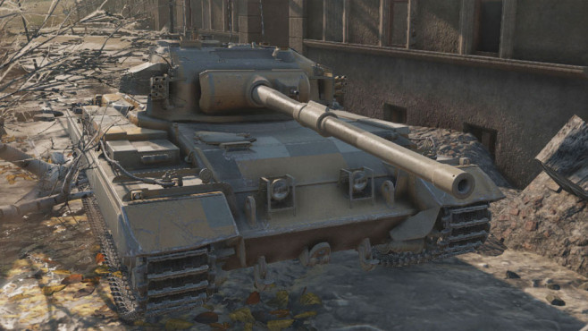 World of Tanks: PS4 © Wargaming.net