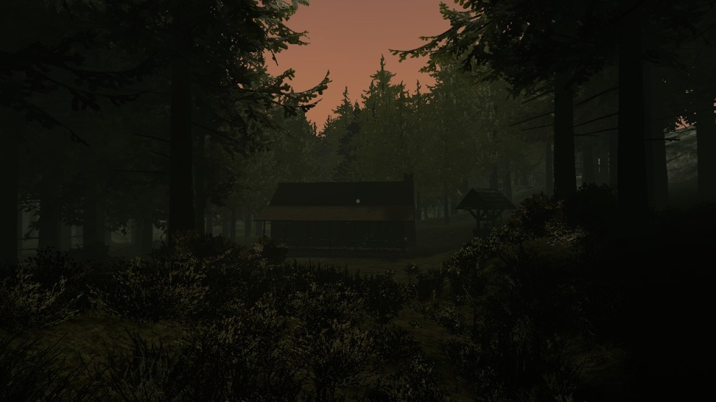 Screenshot 1 - The Clearing