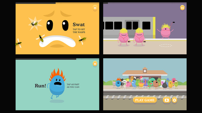 Dumb Ways to Die © Metro Trains