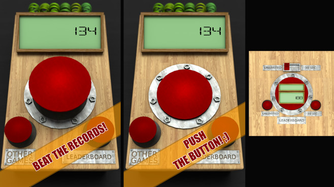 Stupid Button © Cenda Games