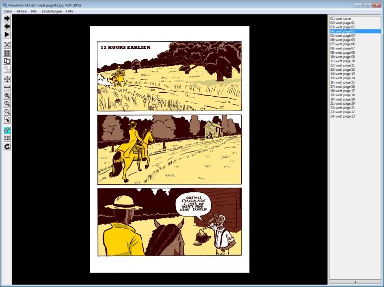 Screenshot 1 - GonVisor
