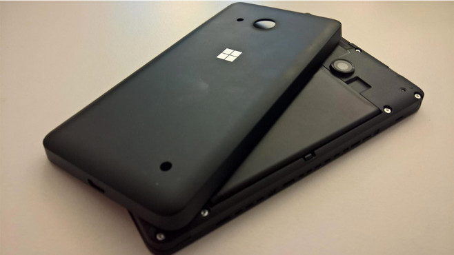 Microsoft Lumia 550©COMPUTER BILD