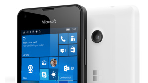 Microsoft Lumia 550©Microsoft