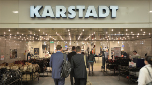 Eingang Karstadt-Warenhaus©Thomas Lohnes/gettyimages