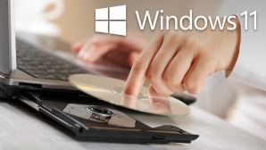 Windows 8.1 und 10: DVDs mit Freeware-Programmen abspielen Keine DVD-Unterstützung mehr? Wer an den alten Filmscheiben festhält, kann deren Support ergänzen.©Windows-11-CD: Microsoft, iStock.com/silverjohn