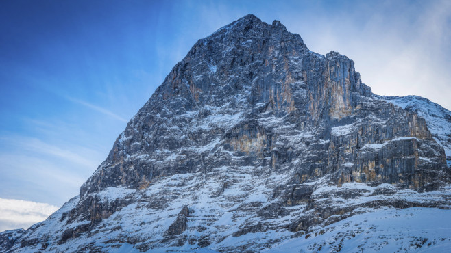 Eiger-Nordwand ©istock.com/fotoVoyager