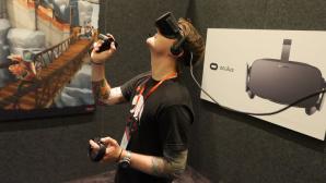Oculus Toy Box ausprobiert©COMPUTER BILD