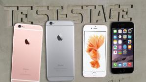 Apple iPhone 6S Plus vs. Apple iPhone 6 Plus©Apple, COMPUTER BILD