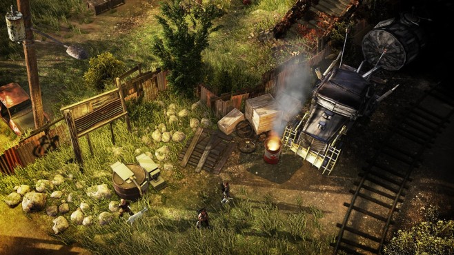 Wasteland 2 – Director's Cut © Deep Silver