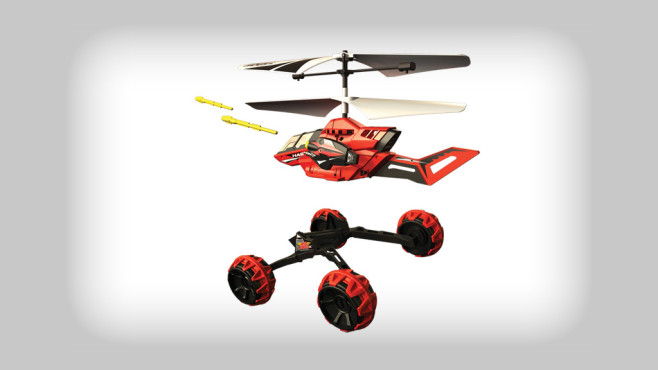 Spin Master Hover Assault © RC AirHogs