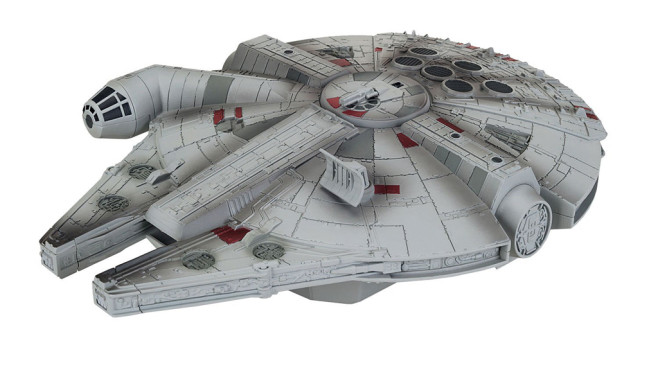 Star Wars U Command Millennium Falcon © RC