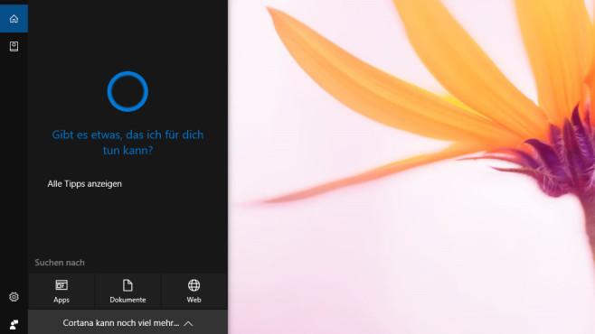 Windows + S: Suchen – überall ©COMPUTER BILD