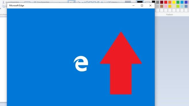 Windows + Umschalt + M: Fenster wieder vergrößern ©COMPUTER BILD