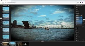 Polarr Photo Editor für Chrome