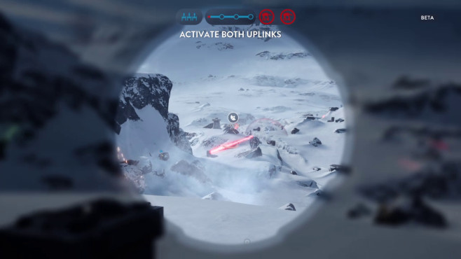 Star Wars – Battlefront: Third-Person © Electronic Arts