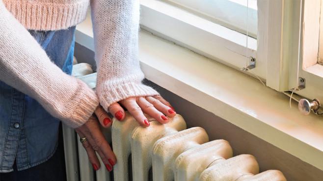 Heizen in der kalten Jahreszeit©iStock.com/zvonko1959