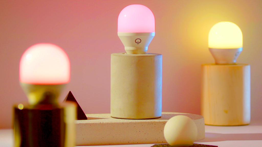 Smarte Led Lampen Per App Steuern Bilder Screenshots Computer Bild