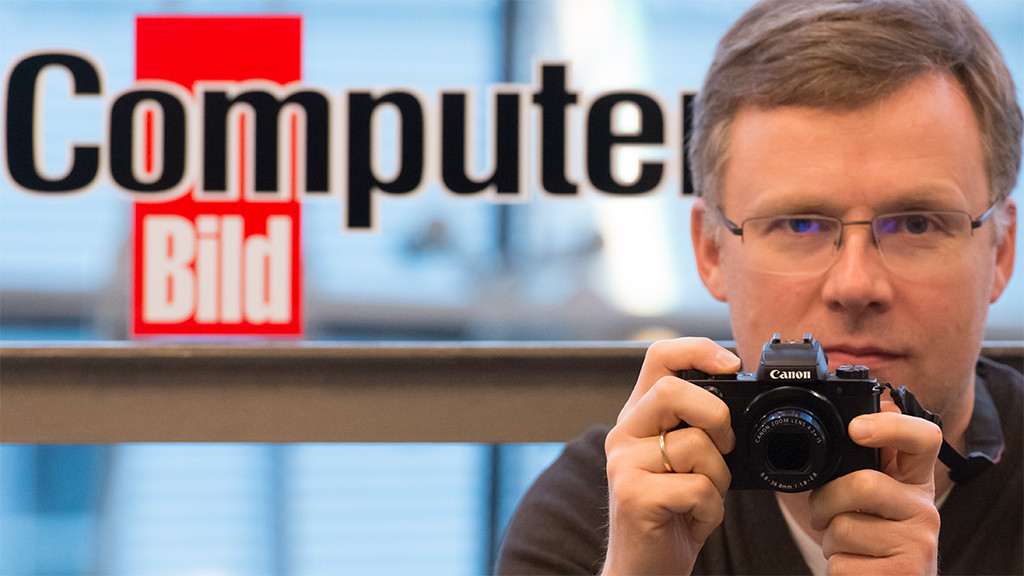 Canon Powershot G5 X©COMPUTER BILD