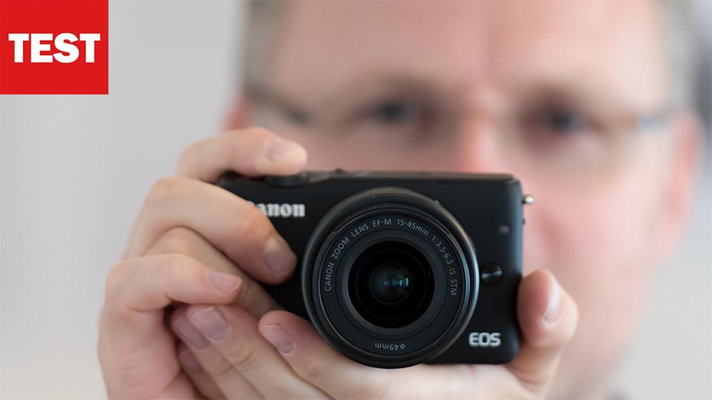 Canon EOS M10©COMPUTER BILD