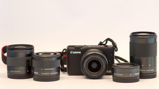 Canon EOS M10©Canon