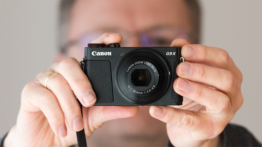 Canon Powershot G9 X©COMPUTER BILD