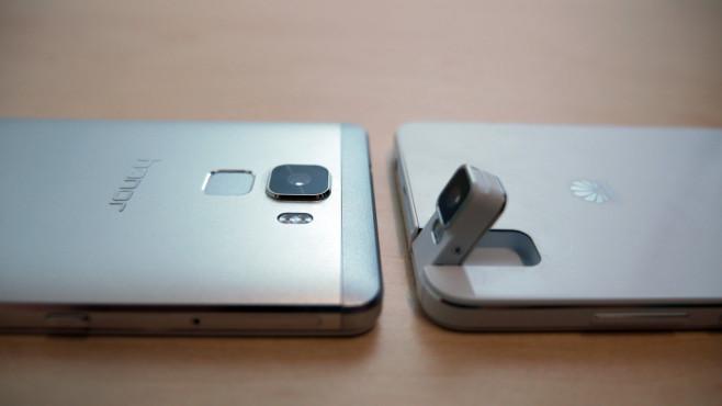 Huawei ShotX©COMPUTER BILD, Huawei